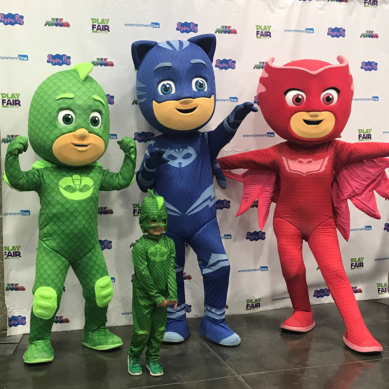 PJMasks at PlayFair